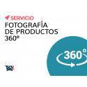 Fotografía de producto en 360º