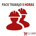 Pack 5 Horas