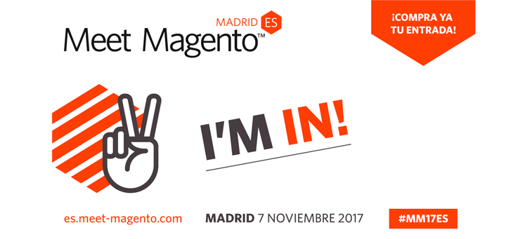 Meet Magento Madrid 2017 Agencia Soy