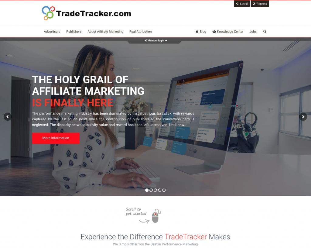 Tradetrancker Afiliación