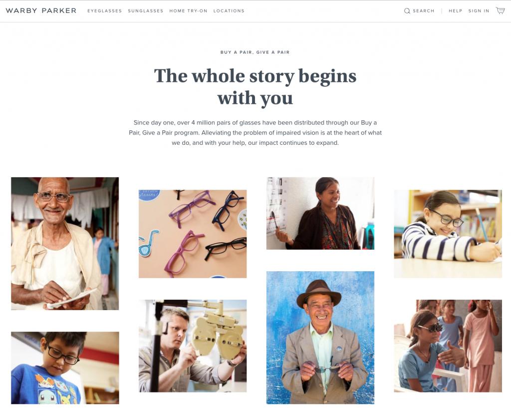 La capacidad del Storytelling para empujar la responsabildiad social corporativa